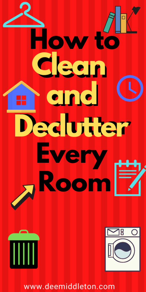 Complete Kitchen Deep Clean and Declutter