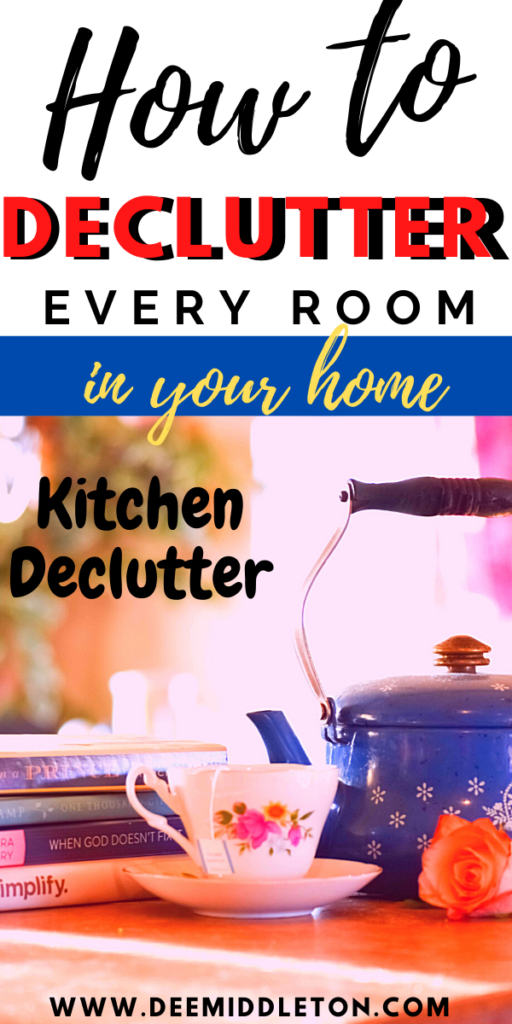 How to Deep Clean and Declutter Your Kitchen
