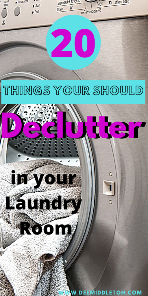 Room Decluttering (tasks you can do in 30 minutes)