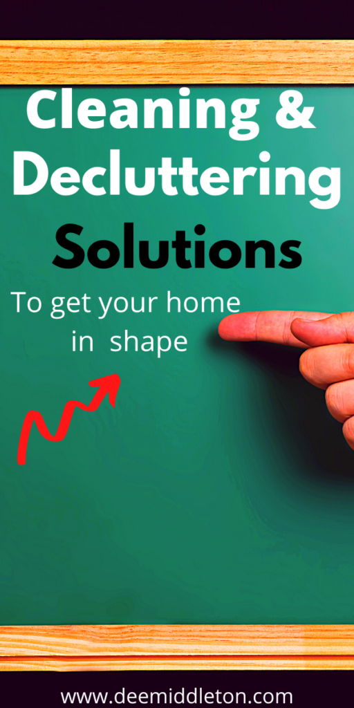 Cleaning and Decluttering Solutions