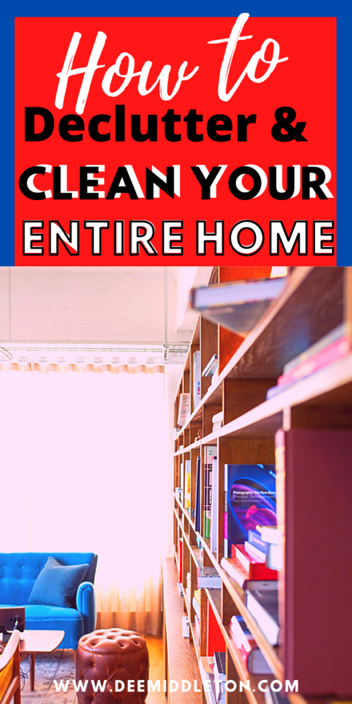 Cluttered Home Stress Solutions