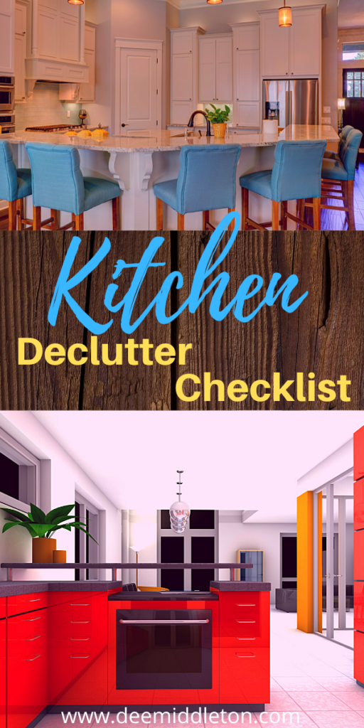 Daily Declutter Series (you can do in 30 minutes)