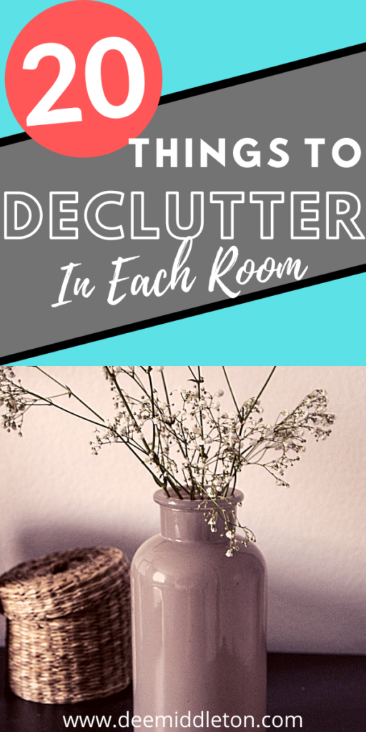 What are the Steps to Decluttering