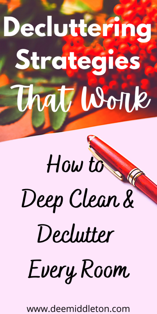 Decluttering Strategies (That Work)