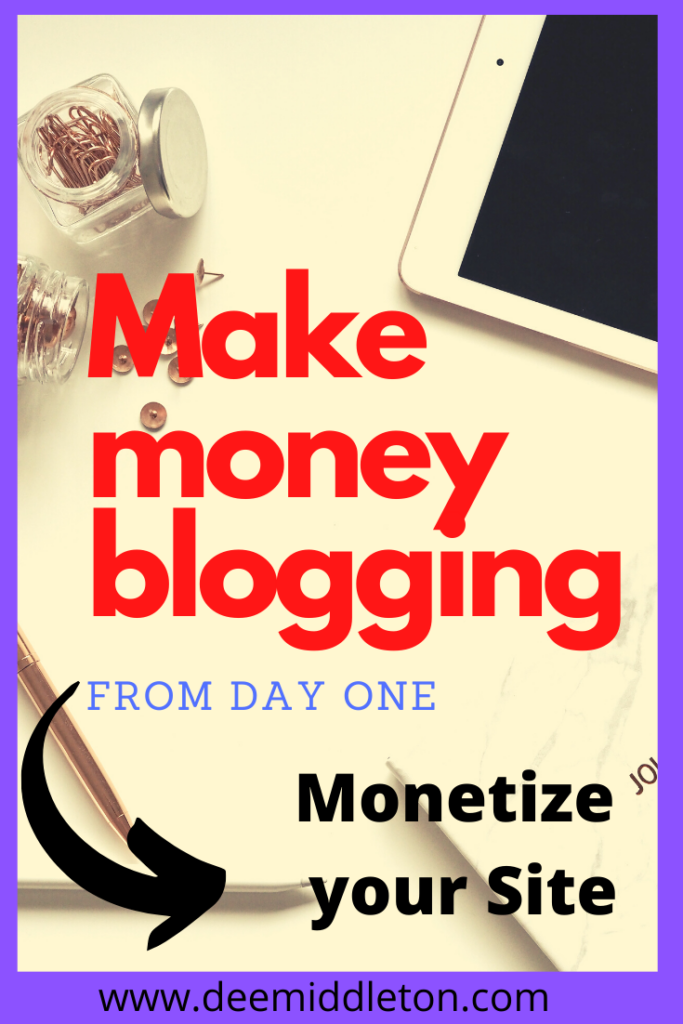 WAYS TO MONETIZE YOUR BLOG WITH ADS