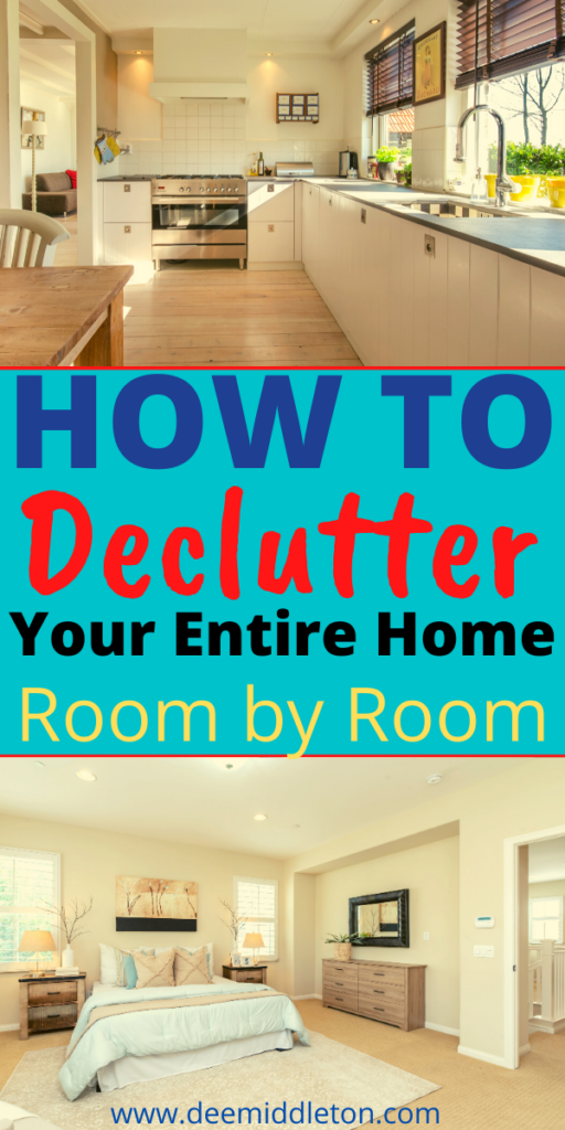 How Do You Declutter Your House?