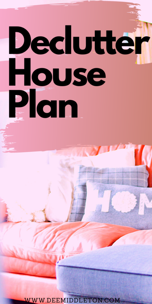 Declutter House Plan