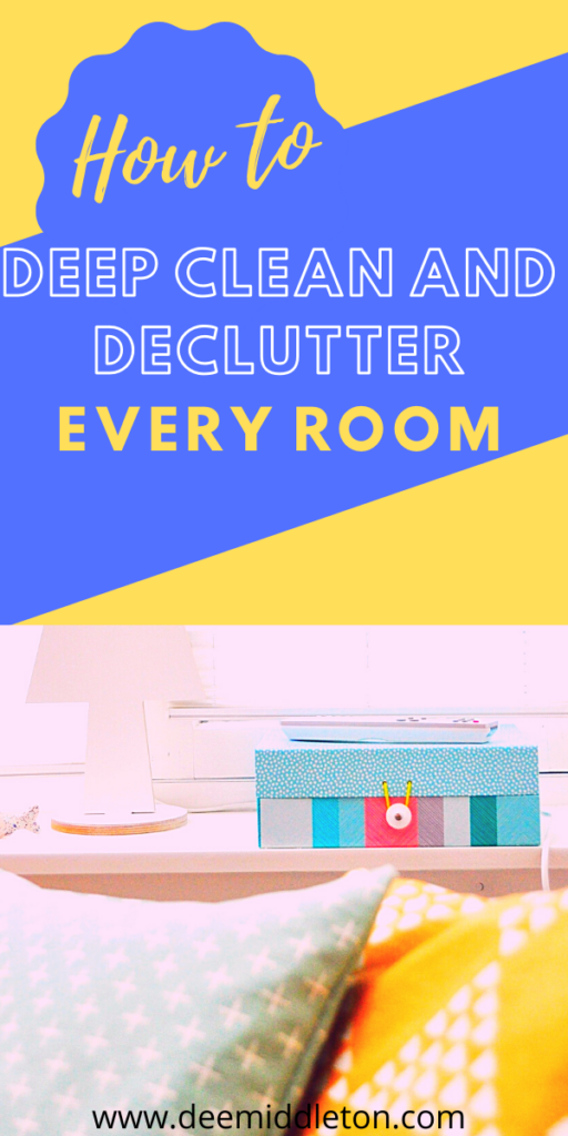 How to Fix a Cluttered Home