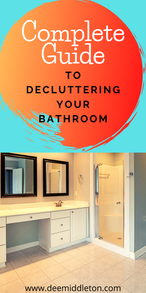 Complete Guide to Decluttering Your Bathroom