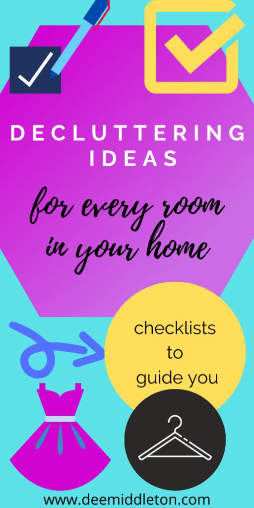 decluttering ideas