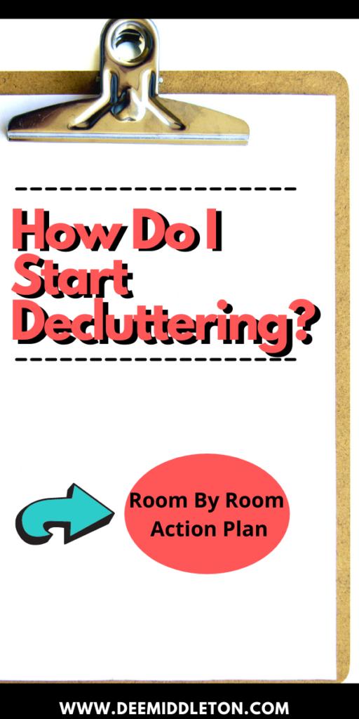 How Do I Start Decluttering?