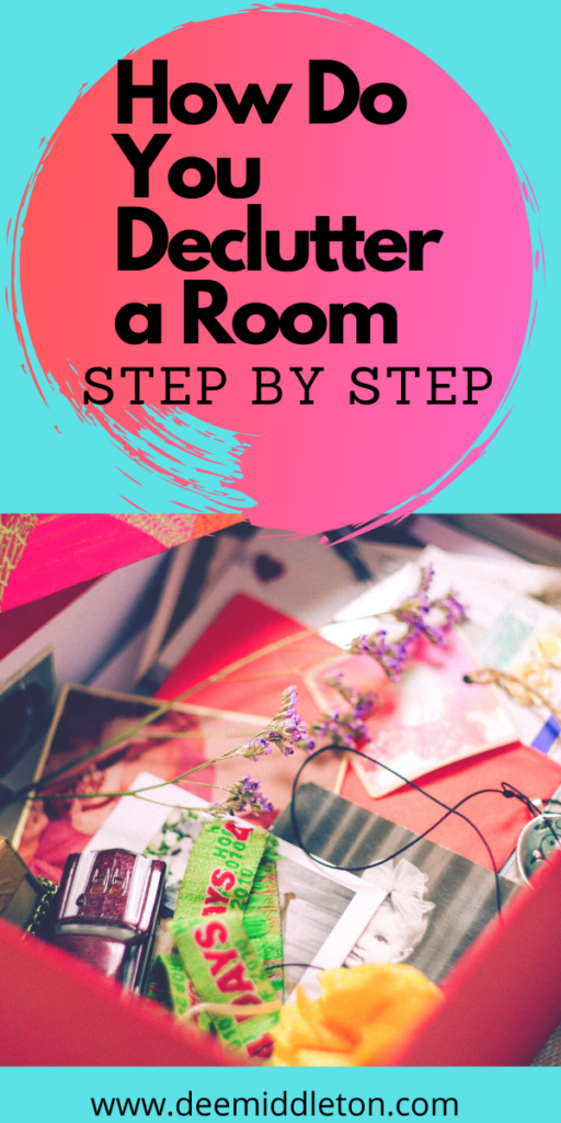 How Do You Declutter a Room Step By Step
