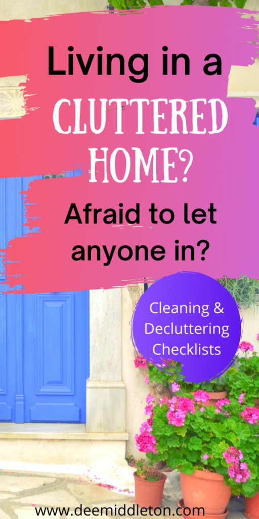 Living in a Cluttered Home?