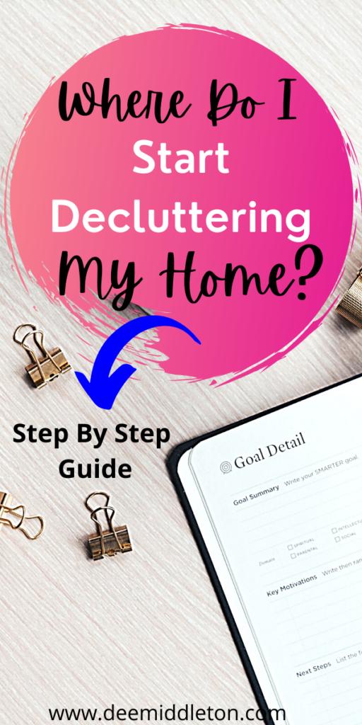 Where Do I Start Decluttering My Home?
