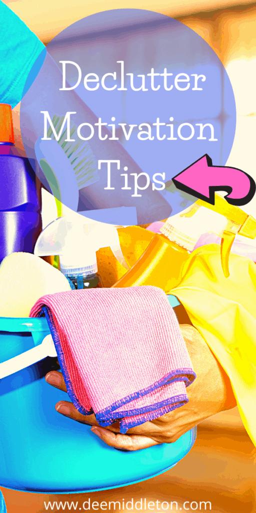 declutter motivation tips
