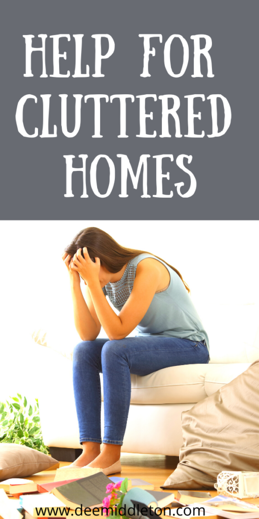 Help for Cluttered Homes