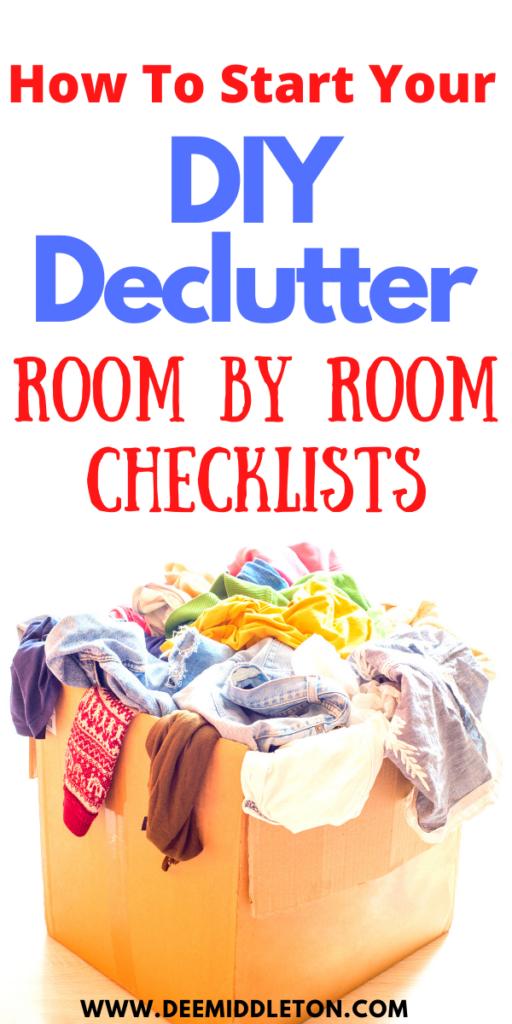 DIY Declutter