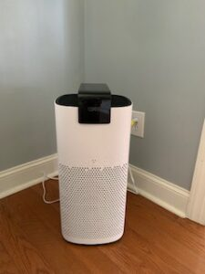Toppin Air Purifier Review